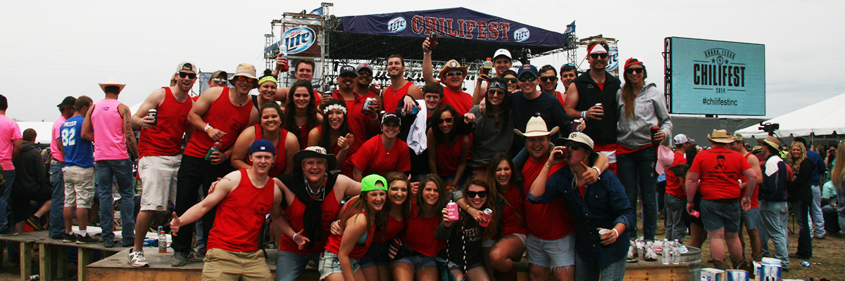 Chilifest Team Information